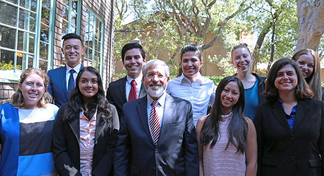 2016 Schaeffer Fellows