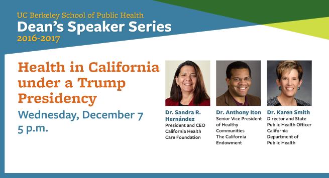 Health in California Under a Trump Presidency