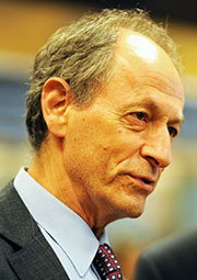 A Picture of Sir Michael Marmot