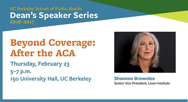 Dean's Speaker Series event Feb. 27 5-7 p.m.