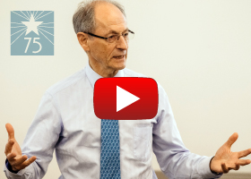 Michael Marmot Speaks at Berkeley