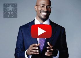 Van Jones Speaks at Berkeley