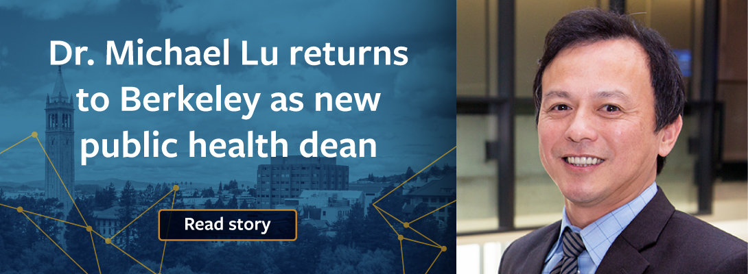 Read Story: Michael Lu Returns to SPH as Dean