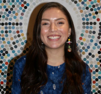 Lily Calleros, Assistant to Diversity and the Center for Public Health Practice & Leadership
