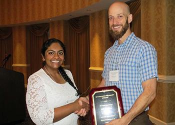 Seth Holmes wins AHS Book Award
