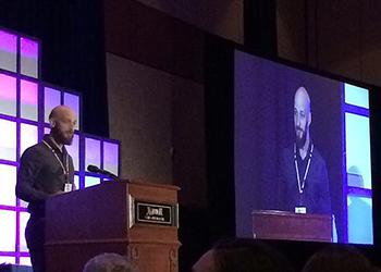 Seth Holmes receives Margaret Mead Award