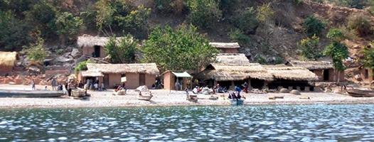 Village in Tanzania