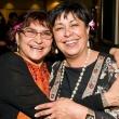 Representatives of two past Organizational Public Health Heroes: boona cheema, executive director, BOSS, and Jane Garcia M.P.H. '80, CEO of La Clínica de La Raza