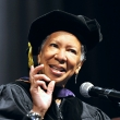 Angela Glover Blackwell J.D., founder and CEO of PolicyLink, delivers the keynote address.