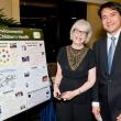 Professor Brenda Eskenazi and Daniel Madrigal, representing the Center for Environmental Research and Children's Health