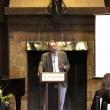 Andrew Moss, UCSF professor in residence, gives his tribute to Warren Winkelstein, Jr.