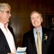 Former Dean Edward Penhoet, Dean Stephen Shortell