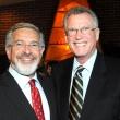 Leonard Schaeffer, former chairman and CEO of Wellpoint, and Professor Emeritus Thomas Rundall