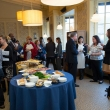 Guests at the 5th annual KP Public Health Scholars reception at the Durant Hotel in Berkeley, CA, October 24th, 2013