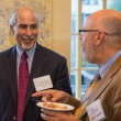 Ray Baxter, Kaiser Permanente, Jeff Oxendine, Associate Dean of Public Health, UC Berkeley, and Loel Solomon, Kaiser Permanente
