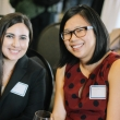 Students and alumni joined faculty and friends at the 5th Annual EHS Symposium, Closing the Gap: Connecting Research to Practice.
