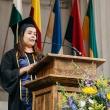 Henrik L. Blum Award winner Gladis Chavez MPH '18