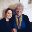Alice Waters and Marion Nestle