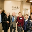 Professor Emeritus Stephen Shortell, Professor Brenda Eskenazi, Alumni Honoree L. Martin Griffin , Kathleen Wesner, Joyce Griffin, and Eve Cowen