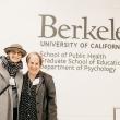 Faculty members and Alumni Honorees Cheri Pies and Lori Dorfman