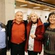 John Troidl, Alumni Honoree Michael Bird, Patricia Anderson, and Alumni Honoree Jane Garcia