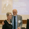 Alumni Honoree Larry Green with wife, Dr. Judith Ottoson