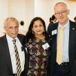 Dick Levy, Priya Mehta and Dean Stefano Bertozzi