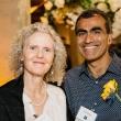 Deborah Dean and Rajiv Bhatia