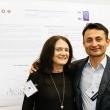 Linda Neuhauser and Victor Villalobos-Daniel