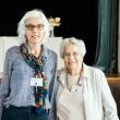 Kathryn Saenz Duke and Joyce Lashof