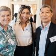 Elisa, Clara, and Peter Chiu