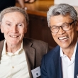 Stephen Shortell and Nap Hosang