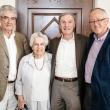 Ed Penhoet, Joyce Lashof, Stephen Shortell, and Stefano Bertozzi.