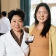 Teresa Liu and Min Ah Choi