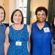 Marta Cieslak, Leslie Louie, Julie Brown, and May Funabiki
