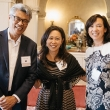 Nap Hosang, Margaret Lapiz and Kathy Kwan