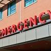 Hospital building exterior