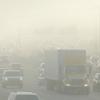 traffic and smog
